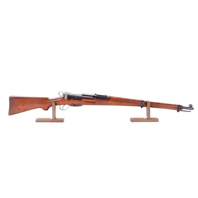 Swedish K31 Karabiner Model 1931 7.5mm Bolt Action Rifle