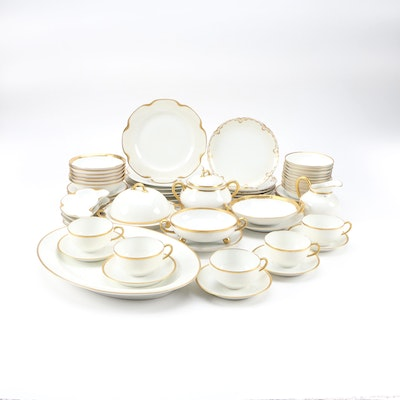 Haviland and Other Porcelain Dinnerware and Tableware, Early 20th Century