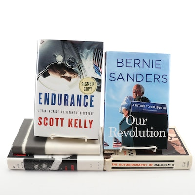 Memoirs and Autobiographies Including Signed, First and Limited Editions