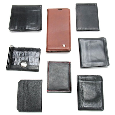 Brookstone, Ruihui, Bellroy and More Leather Phone Case, Card Case and Wallets