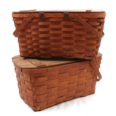 Wov-N-Wood by Jerywil Picnic Basket with Other Picnic Basket