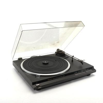 Technics SL-QD33 Quartz Direct Drive Turntable, Late 20th Century