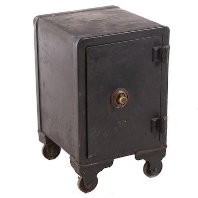 Victor Safe & Lock Co. Cincinnati Iron Safe, Late 19th Century