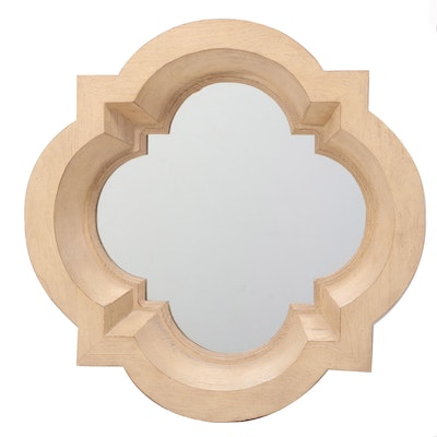 Contemporary Painted Wall Mirror