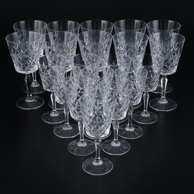 Lenox Goblets and Wine Glasses