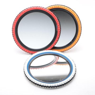 BMX Jump Bicycle Tire Mirrors