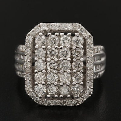 10K 2.00 CTW Diamond Ring