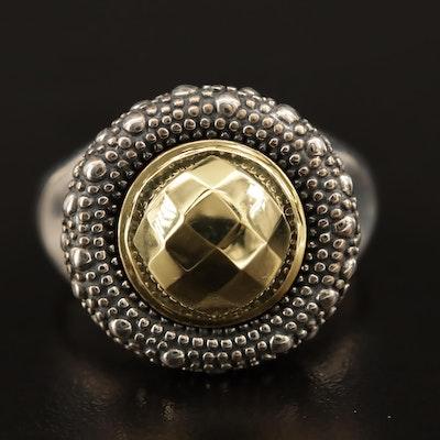 Michael Dawkins Sterling Ring
