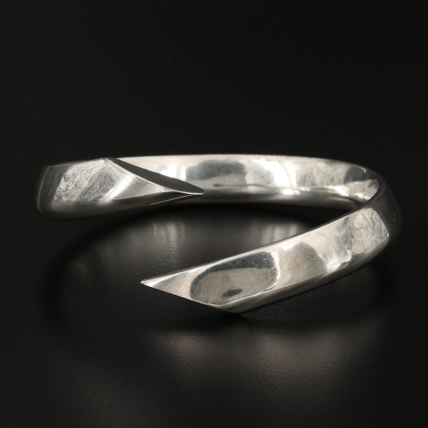 Sterling Bypass Cuff