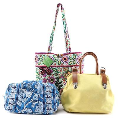Vera Bradley and Victorio Shoulder Bags