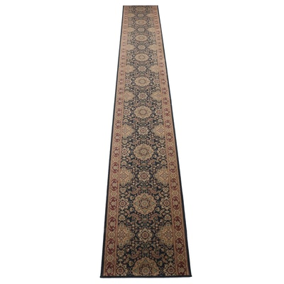 2'8 x 18'1 Machine-Made Persian Style Long Carpet Runner