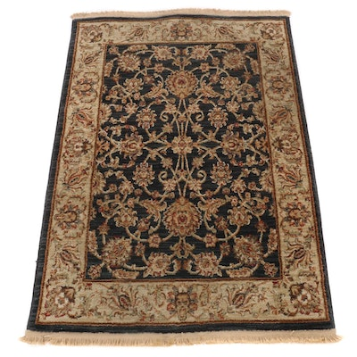 3'6 x 5'3 Shaw Rugs Machine-Made Persian Style Accent Rug