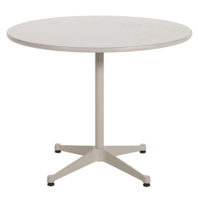 Herman Miller Modern Bistro Table, 21st Century