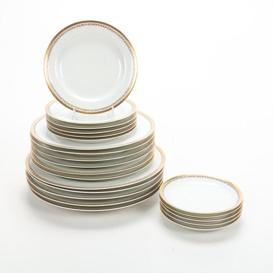 Haviland & Co. Limoges Porcelain Dinnerware