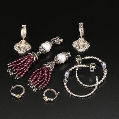 Sterling Jewelry Including Barbara Bixby, Michael Dawkins, Diamonds, 14K and 18K