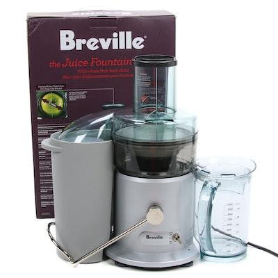 """Breville """"Juice Fountain Plus"""" Juicer"""