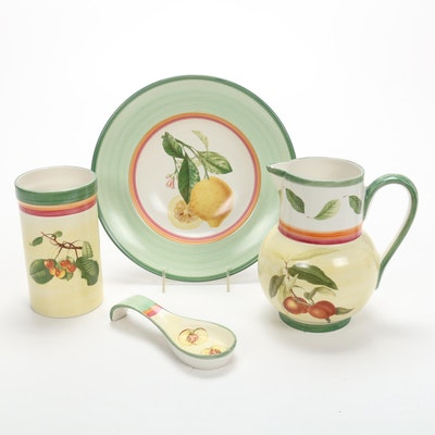 "Villeroy & Boch ""French Country"" Earthenware Serveware"