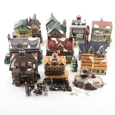 "Department 56 Heritage Village Collection ""Dickens Village Series"" Buildings"