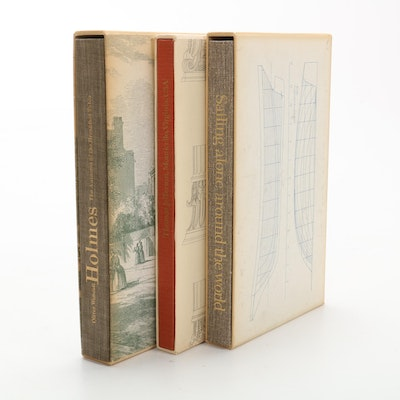 Limited Edition Nonfiction Including Thomas Jefferson and Oliver Wendell Holmes