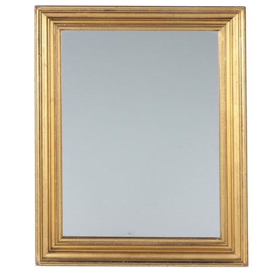 Giltwood Wall Mirror, 19th Century and Later