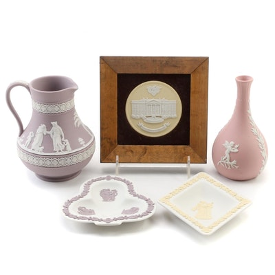 The Wedgwood Collector's Society Jasperware, White House Medallion and More
