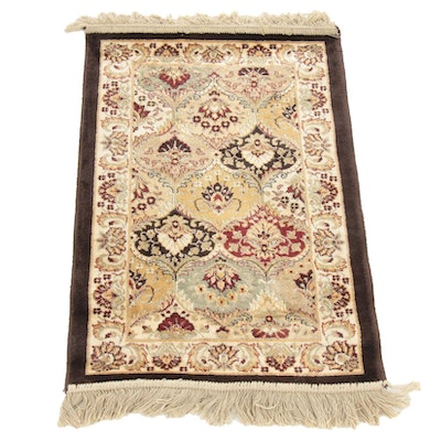 1'7 x 2'7 The Champagne Collection Machine Made Rug