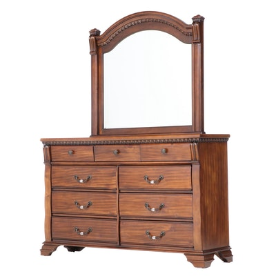 "Austin Group ""Isabella Collection"" Nine-Drawer Dresser"