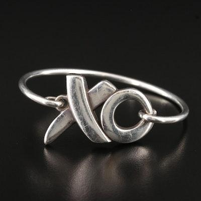 "Paloma Picasso for Tiffany & Co. ""Love & Kisses"" Sterling Bracelet"
