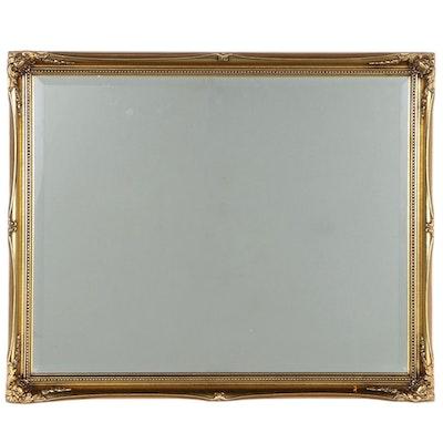 Giltwood Rectangular Wall Mirror