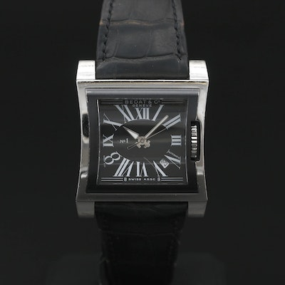 "Bedat & Co. ""No.1"" Stainless Steel Automatic Wristwatch"