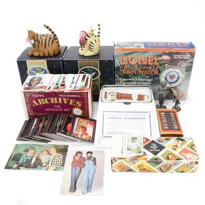 Lionel, American Bandstand, Topps and Other Vintage Collectibles