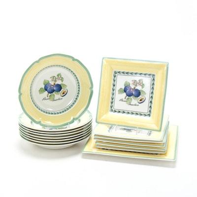 """Villeroy & Boch """"French Garden Valence"""" Porcelain Dinnerware"""