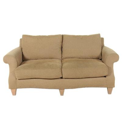 Bernhardt Furniture Upholstered Loveseat, 21st Century