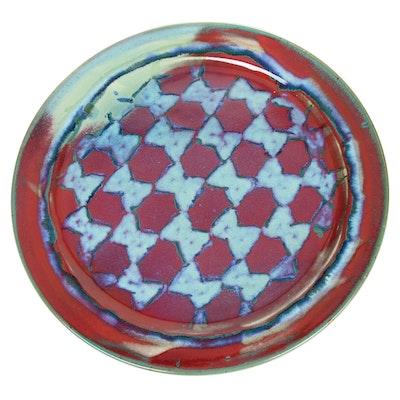 Brian Moore Hanging Wall Ceramic Platter