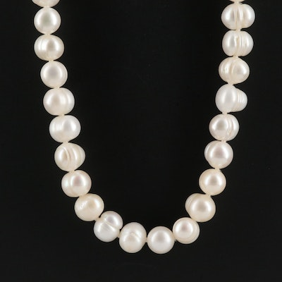 Opera Length Pearl Endless Necklace