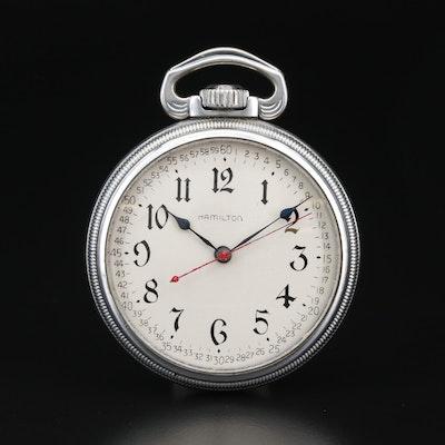 1941 Hamilton Military Pocket Watch