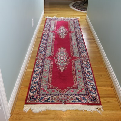 "2' 5"" x 9' Rug Gallery Machine Made Chinese Wool Runner Rug"
