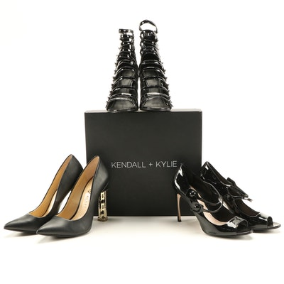 Miu Miu, Katy Perry and Kendall+Kylie High Heels
