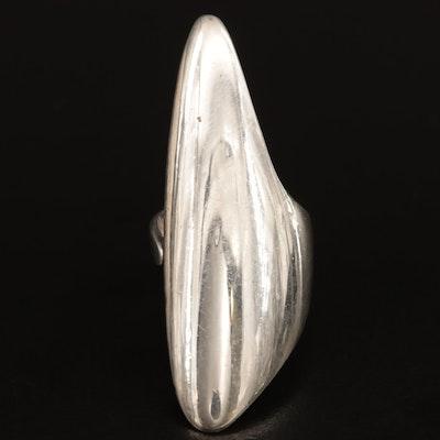Vintage Henning Koppel for Georg Jensen Sterling Silver Ring