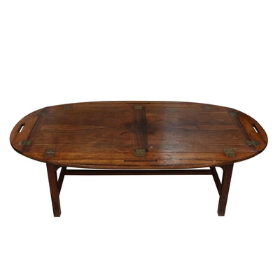 Rosewood Butler's Table, Late 20th Century