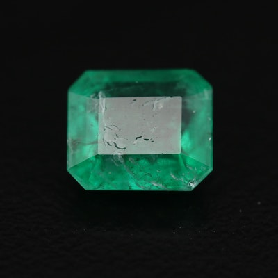 Loose 1.90 CT Emerald