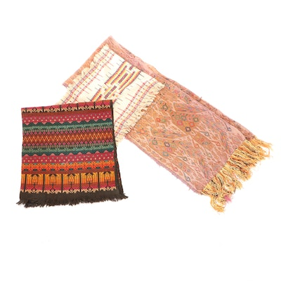 Guatemalan Hand Woven Decorative Table Runners