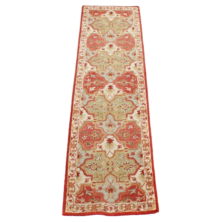 "2'7 x 8'10 Kaleen ""Cecilia"" Power-Loomed Indo-Persian Runner Rug"