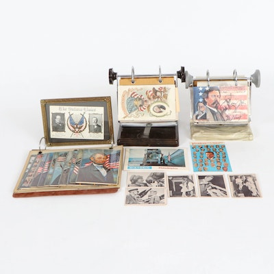 Presidential and Political Postcards, Photographs, and Other Memorabilia