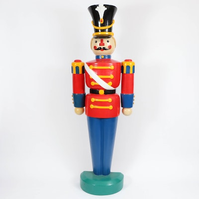 Life-Size Toy Soldier Display Figure, Late 20th Century