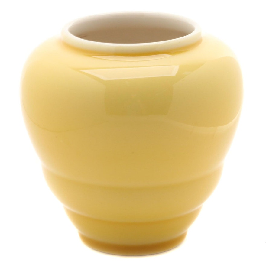 Rookwood Pottery Beehive Vase, 1936
