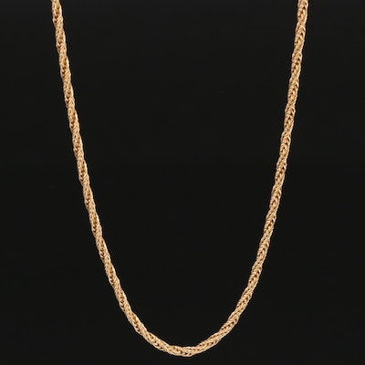 Balestra 18K Gold Chain