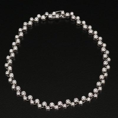 14K 1.95 CTW Diamond Bracelet