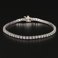 14K 2.13 CTW Diamond Line Bracelet