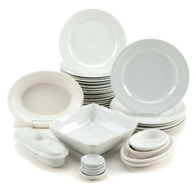 Johnson Bros., Alfred Meakin, and Other Ironstone Dinnerware and Tableware